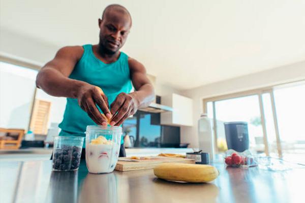 Alimentos para comer antes de entrenar